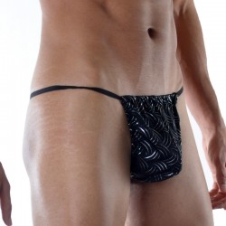 Camouflage G String