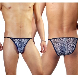 Zebra Brief Underwear
