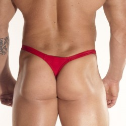 Red Colour Mikro Men's Thong