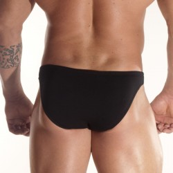 Black Colour Daily Cotton Brief